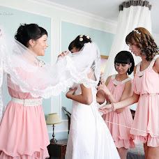 Wedding photographer Olga Dulova (veterOLL). Photo of 24.10.2014