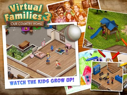 Virtual Families 3 Mod Apk (Unlimited Money) 10