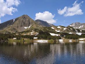 Photo: Capcir:  estany del Mig de Camporells