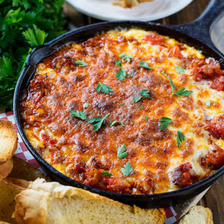 Lasagna Dip and Tuttorosso Tomatoes
