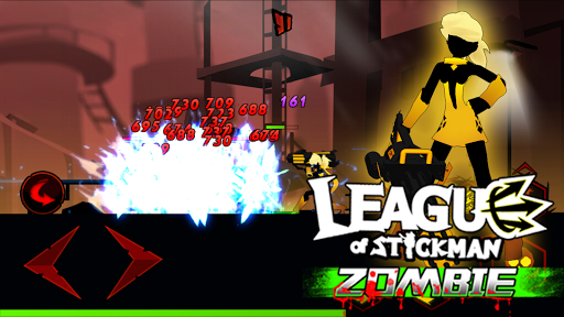 Zombie Avengers:Stickman War Z para Android