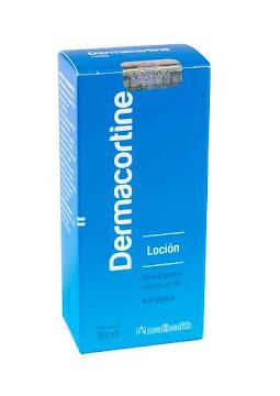 Dermacortine 0.1% Loción