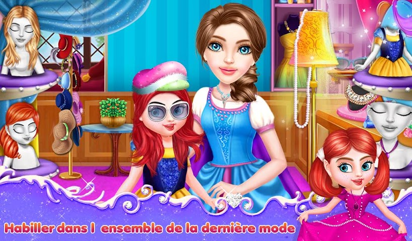 android Maman et moi Makeover Screenshot 13