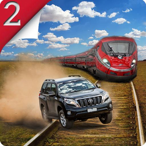 Train Vs Prado Racing 3D 2 (game)