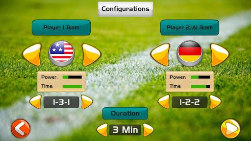 2 Player Finger Soccer 1.92 screenshots 2