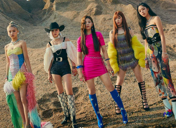 ITZY-grab-attention-in-wild-west-theme-powerful-comeback-Not-Shy-