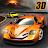 Fast Racing Car 3D Simulator logo