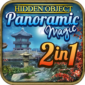 Hidden Object 2-1 Panoramic for PC and MAC