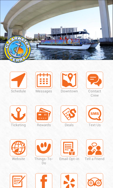 Clearwater Ferry- screenshot