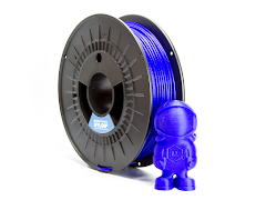Blue NylonG Glass Fiber Filament - 2.85mm (0.5kg)