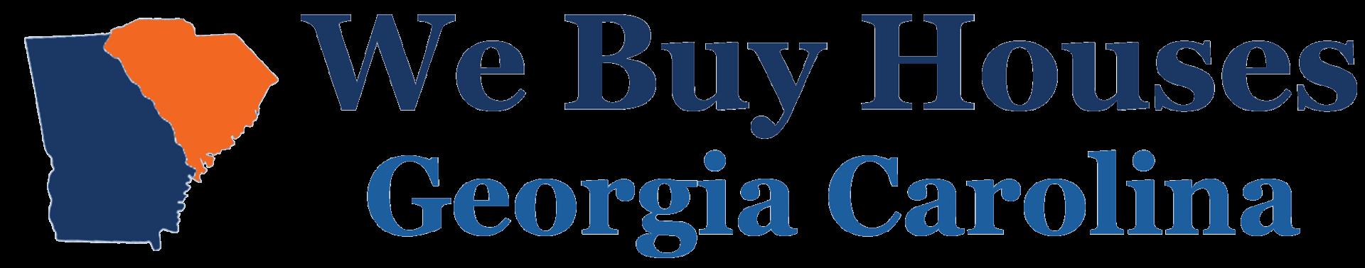 We Buy Houses Georgia Carolina