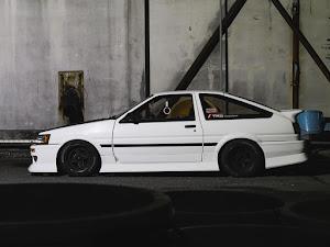 カローラレビン AE86 GT-APEXのカスタム事例画像 豆腐屋はっちゃんさんの2020年02月16日20:38の投稿