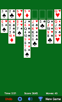 FreeCell Solitaire - screenshot thumbnail 04