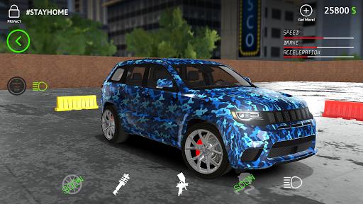SUV Parking 2020 : Real Driving Simulator 1.8 screenshots 1