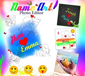 Name Art Photo Editor - Focus n Filters APK screenshot thumbnail 11