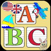 English ABC(Alphabet) for Kids