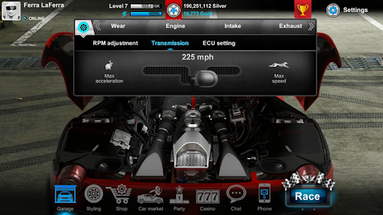 Tuner Life Online Drag RacingMod Apk Download For Android 4