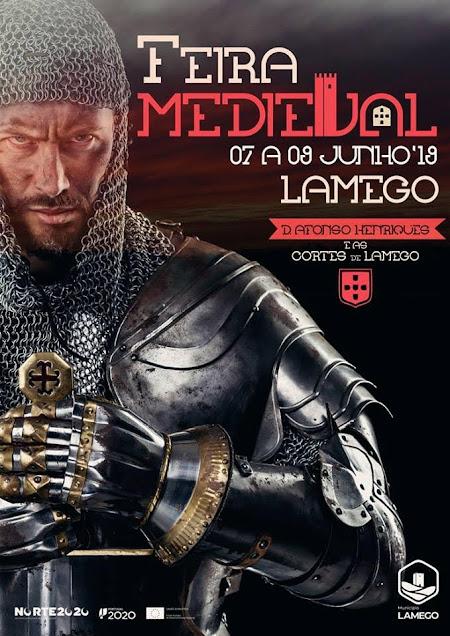 Artesãos e comerciantes convidados a participar na Feira Medieval de Lamego