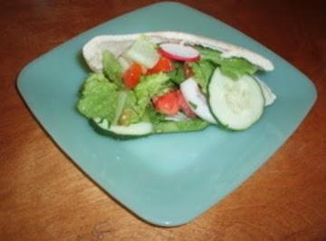 Classic Mediterranean Salad Recipe