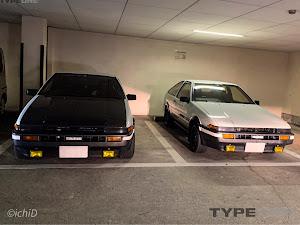 スプリンタートレノ AE86 GT-APEXのカスタム事例画像 イチDさんの2021年02月05日22:33の投稿