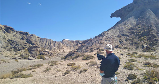 La RAI recorre los escenarios de la Almería de Sergio Leone