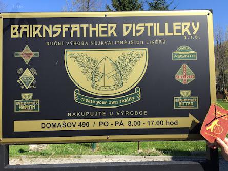 Bairnsfather Distillery