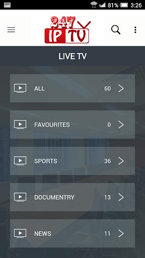 247 IPTV 1.0 screenshots 7