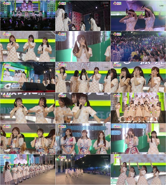 (TV-Music)(720p+1080i) 乃木坂46 Part – TOKYO IDOL FESTIVAL 2017 Odaiba HOT STAGE 170806