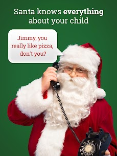 Message from Santa! video & call (simulated) App Download For Android and iPhone 4