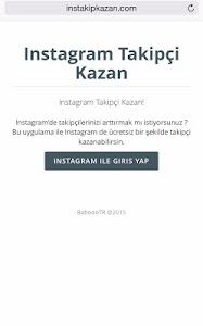 İnsTakip - İnsFollowers screenshot 1