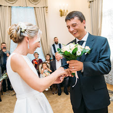 Wedding photographer Aleksandra Kudrina (girlweb). Photo of 27.10.2018
