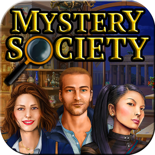 Hidden Objects: Mystery Society HD Free Crime Game (game)