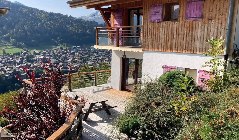 Maison avec terrasse Morzine