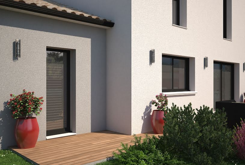 Vente Terrain + Maison - Terrain : 848m² - Maison : 120m² à Poitiers (86000)