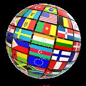 Banderas y Países de Mundo