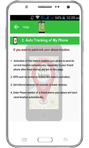 GPS Phone Tracker: Offline Mobile Phone Locator 1.25 screenshots 4