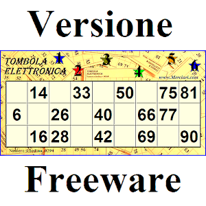 Tombola Elettronica Freeware for PC and MAC