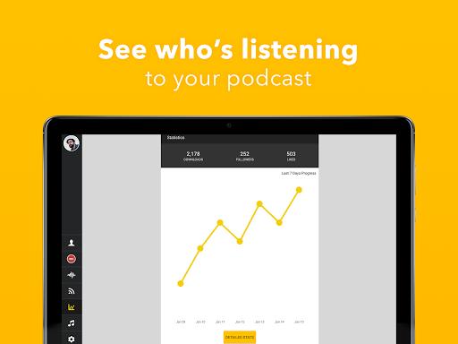 Spreaker Studio - Start your Podcast for Free 1.20.0 screenshots 14