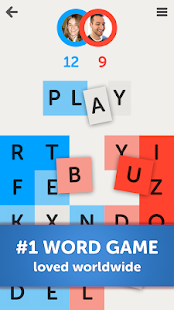 Letterpress - Word Game- screenshot thumbnail