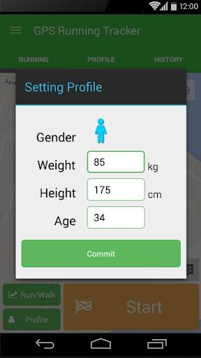 玩免費健康APP|下載GPSランニングトラッカー app不用錢|硬是要APP