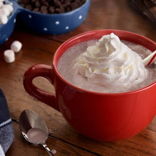 When the Weather Outside Is Frightful, Make Minty Hot Chocolate!