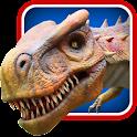 Dinosaur Tarjetas Línea Wars icon