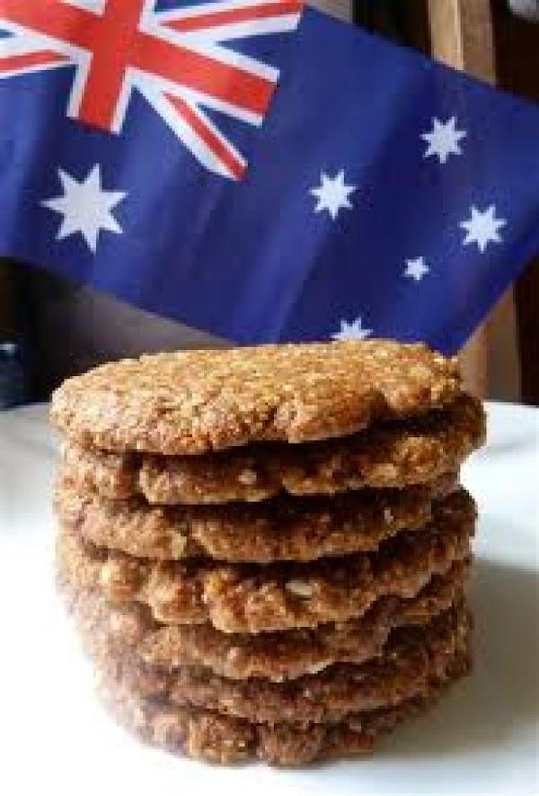 Anzac Biscuits (cookies) Recipe