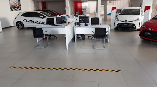 Toyota Alboran Motor, vuelve su servicio de taller y ventas