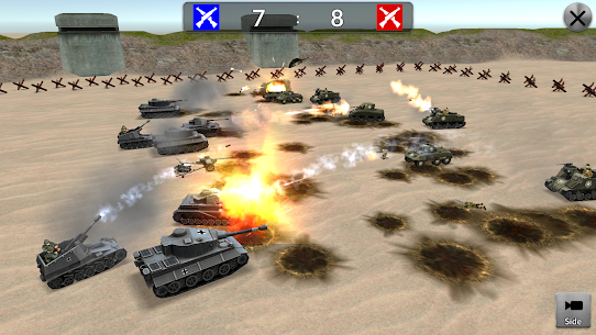 WW2 Battle Simulator MOD (Unlimited Money) 8