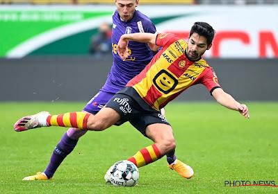 """De statistieken liegen niet, Sandy Walsh is beslissend voor KV Mechelen: """"Dit is mijn beste seizoen ooit"""""""