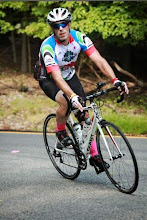 """Photo: One of the better captures from GFNJ (Waiting on full res photo). This was making the turn towards to the hill that was marked """"1+ mile steep decent"""".. In other words big gear and crush it!  I wouldn't have made the distance if it wasn't for my +SpiderTech Taping Full Knee and X-Spider!!  #cycling #exercise #fitness #bicycle #roadbikes #giantbikes #ridegiant #defy1 #tzdefy1 #granfondonj #gfnj2013 #gfnj #spidertech"""