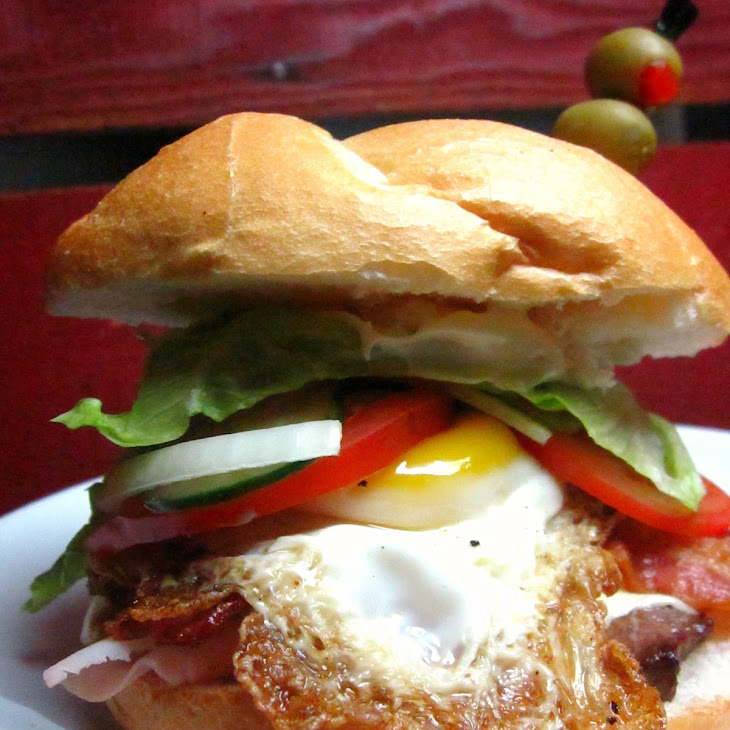 El Chivito with Ensalada Rusa Recipe