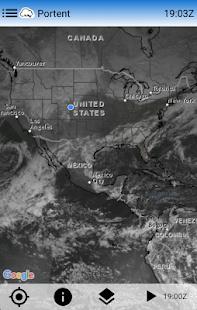 Portent Aviation Weather - náhled