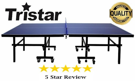 Tristar Ping Pong Table - náhled